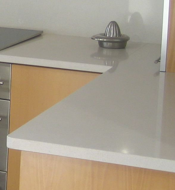 A Concrete Countertop
