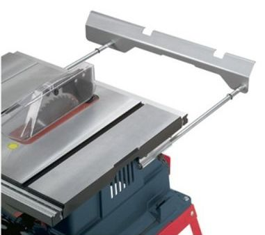 Use after-market table saw extensions for larger woodworking projects